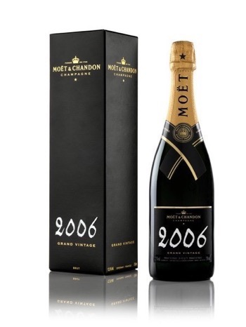 Moët & Chandon Grand Vintage 2006 Champagne