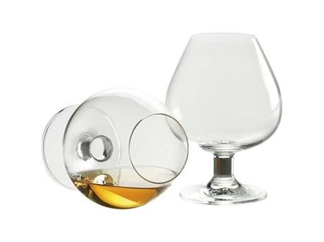 k b eb elegance cognacglas i luxusudf relse her www. Black Bedroom Furniture Sets. Home Design Ideas